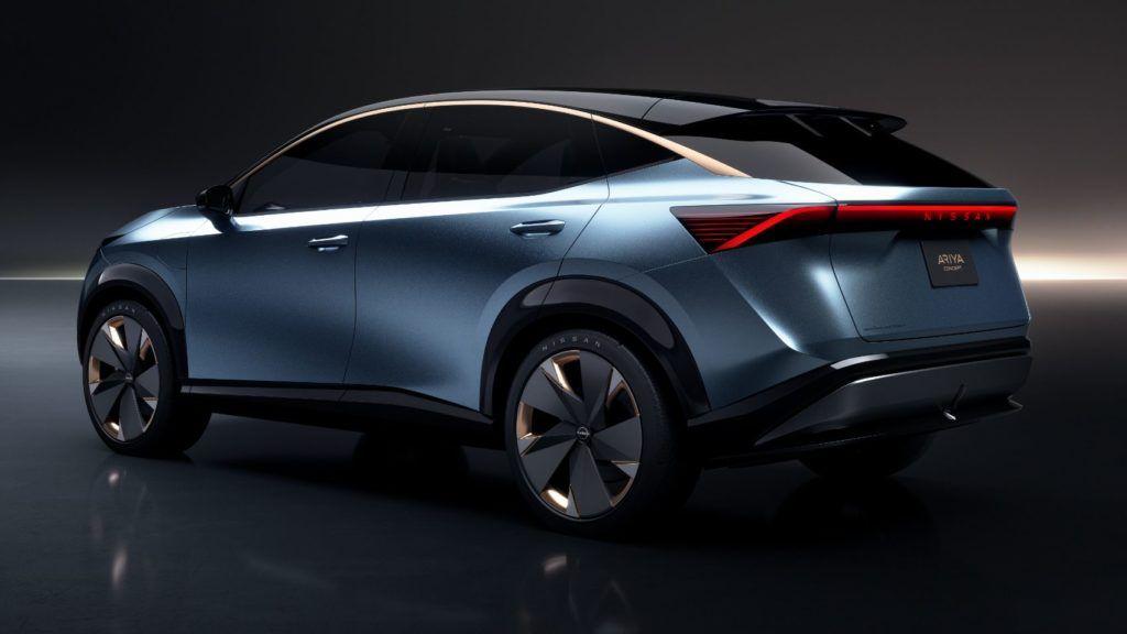 Nissan ARIYA Concept 07
