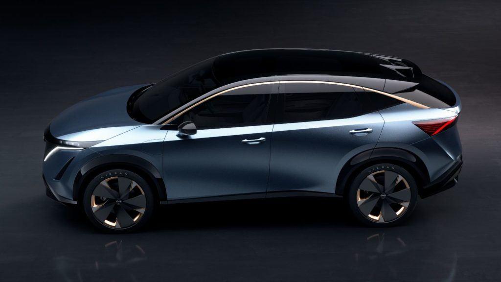 Nissan ARIYA Concept 09