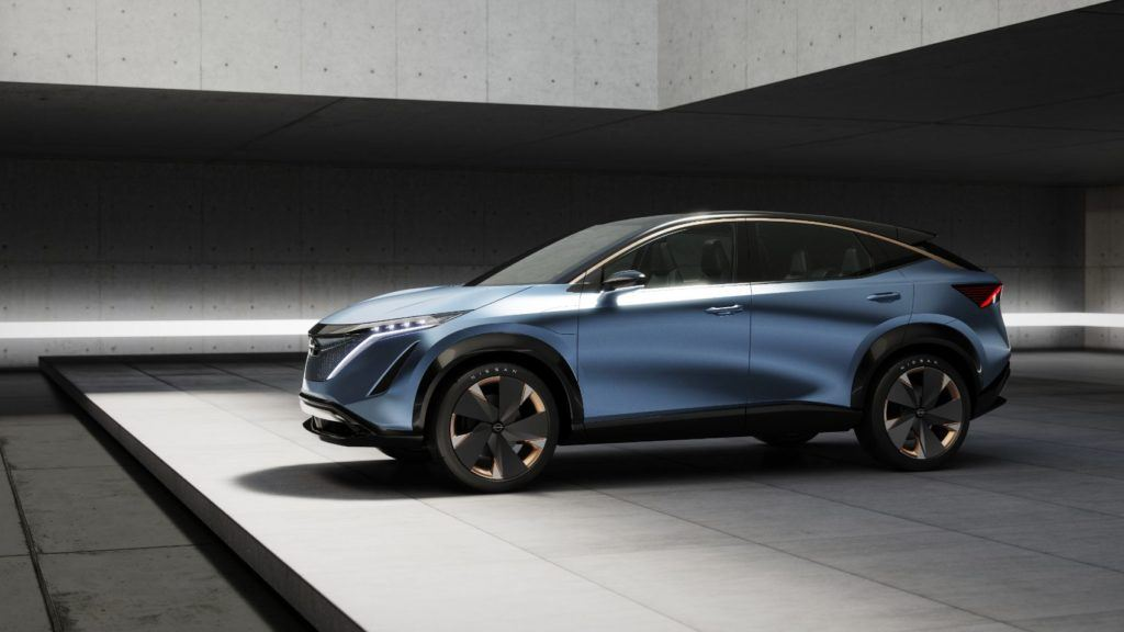 Nissan ARIYA Concept 20