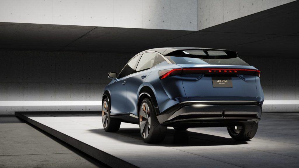 Nissan ARIYA Concept 22