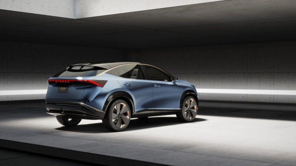 Nissan ARIYA Concept 23