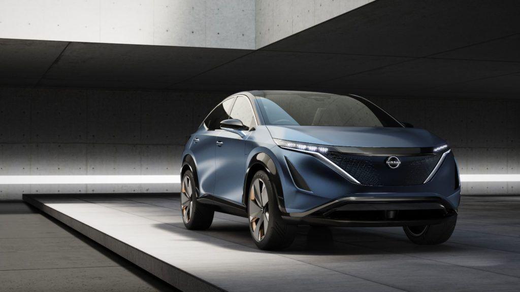 Nissan Ariya Concept 3