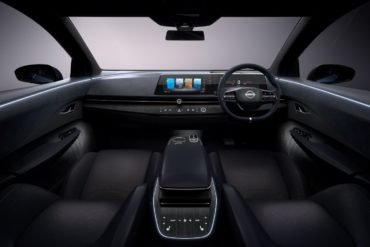 Nissan Ariya Concept Ditches Tablet Display for Something More Intuitive 1