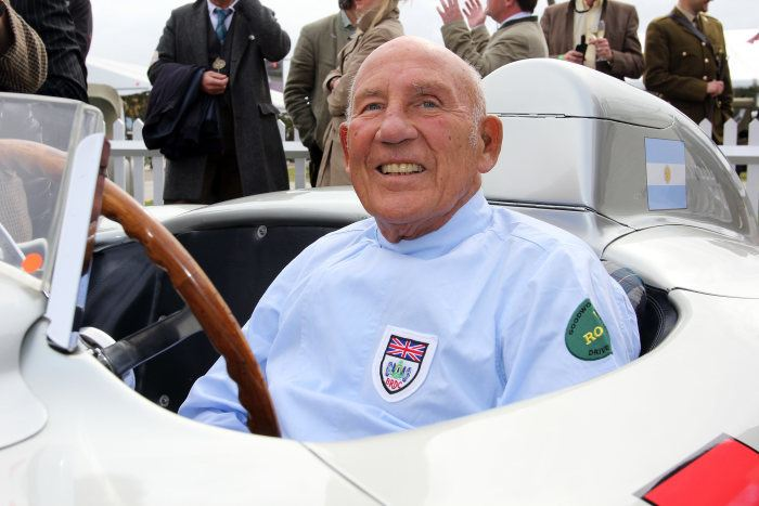 Remembering Sir Stirling Moss, 1929 - 2020.