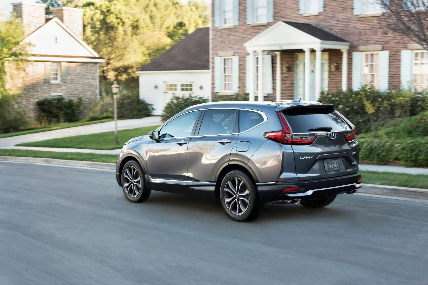 2020 Honda CR V 1 1