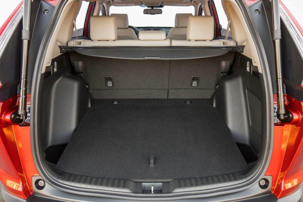 2020 Honda CR V 10