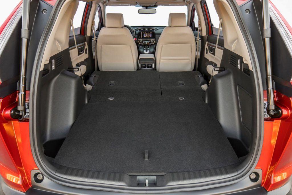 2020 Honda CR V 11