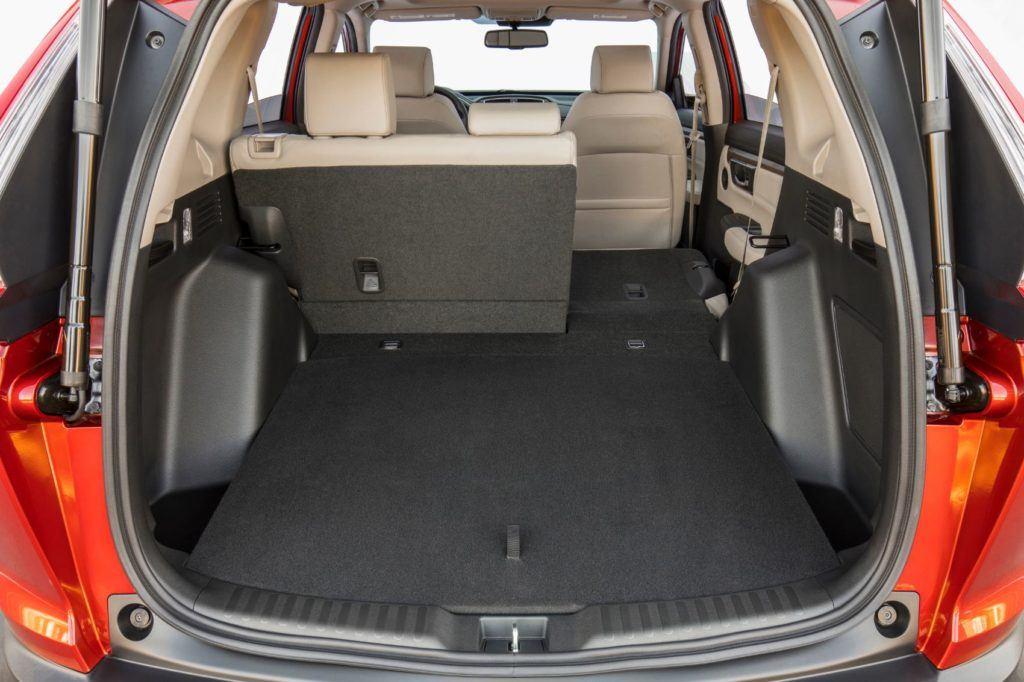 2020 Honda CR V 12