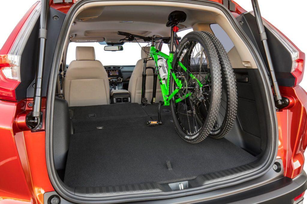 2020 Honda CR V 15
