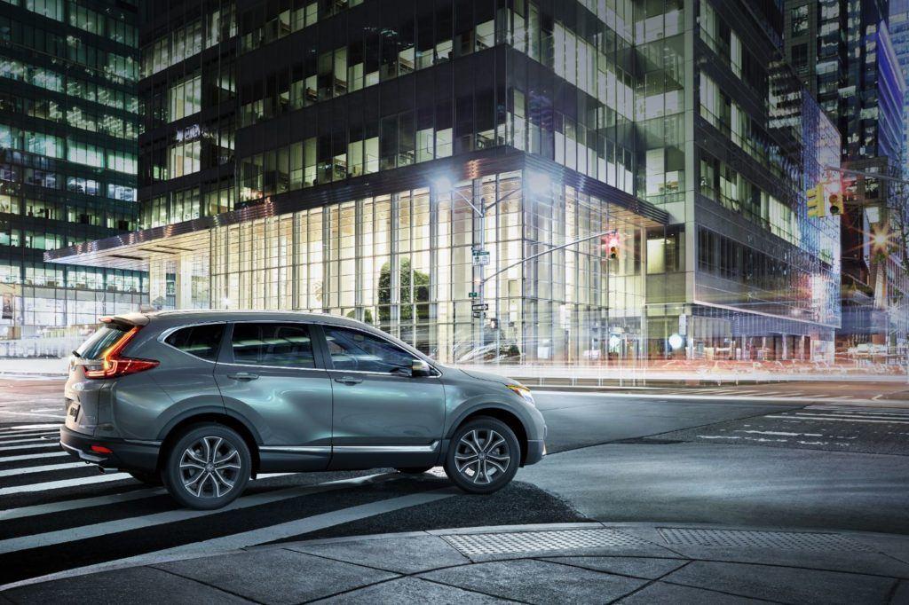 2020 Honda CR V 19