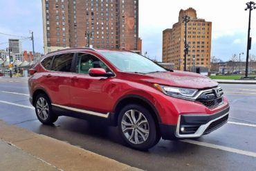 2020 Honda CR V 2