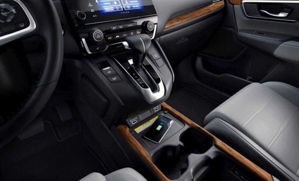 2020 Honda CR V 4