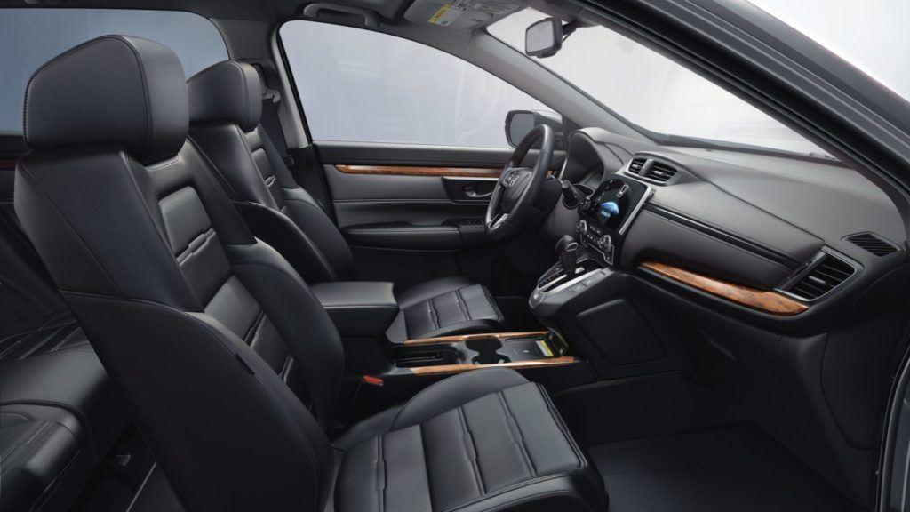 2020 Honda CR V 5