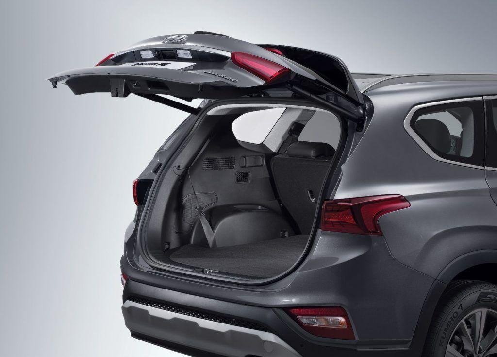 2020 Hyundai Santa Fe 9