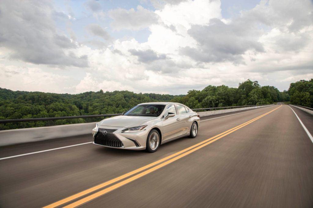 2020 Lexus ES 300h 13
