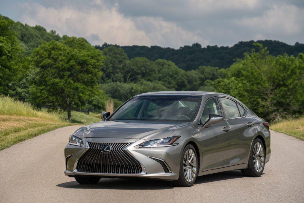 2020 Lexus ES 300h 5