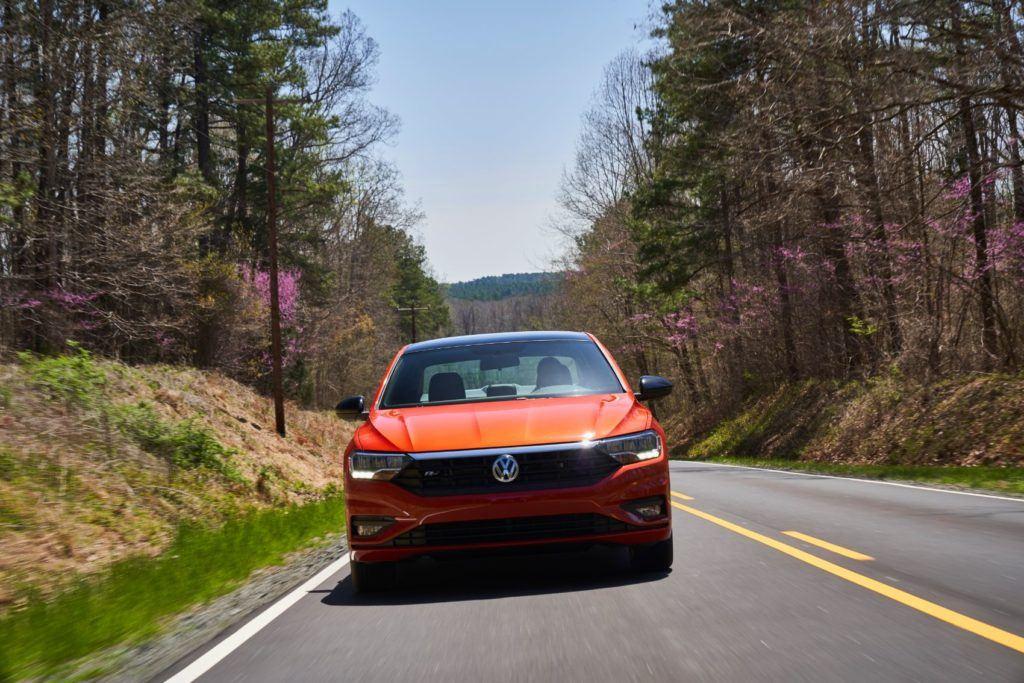 2020 VW Jetta R Line 1