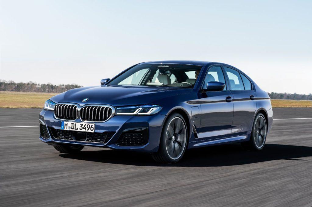 2021 BMW 5 Series 13
