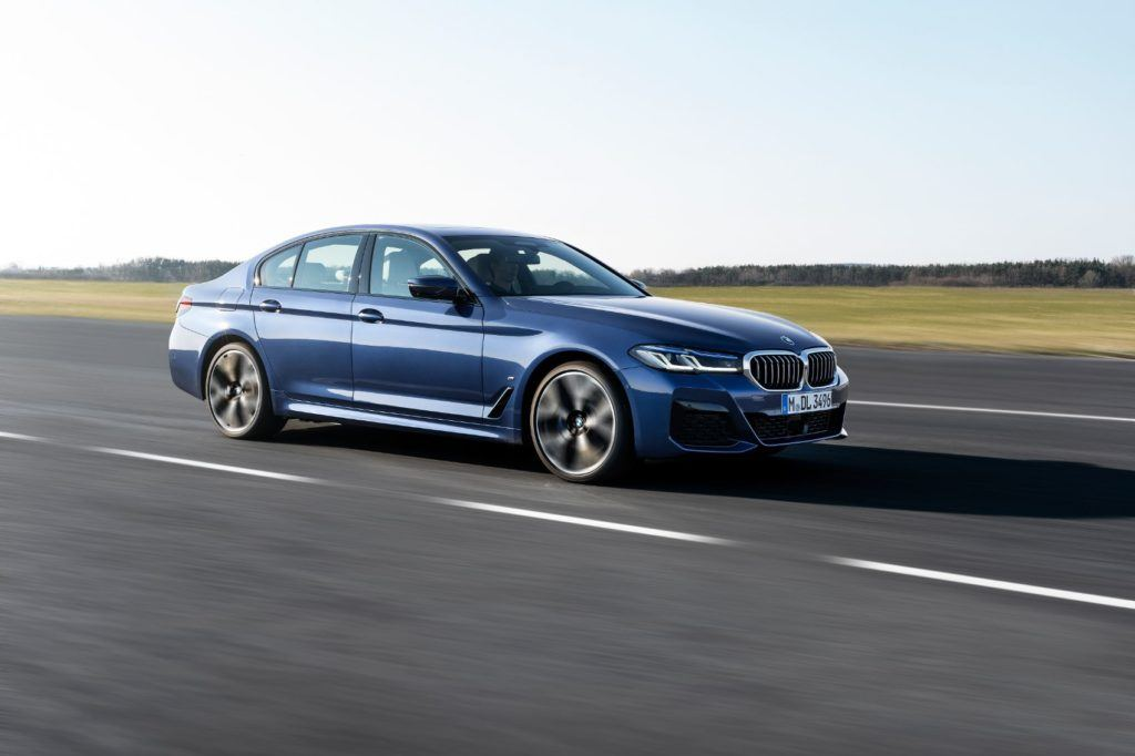2021 BMW 5 Series 18