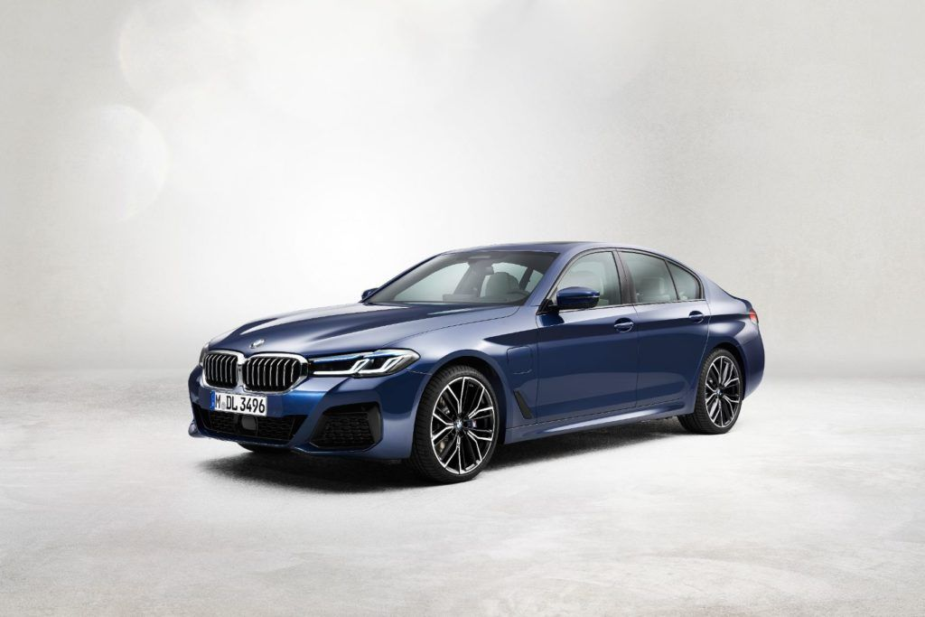 2021 BMW 5 Series 22
