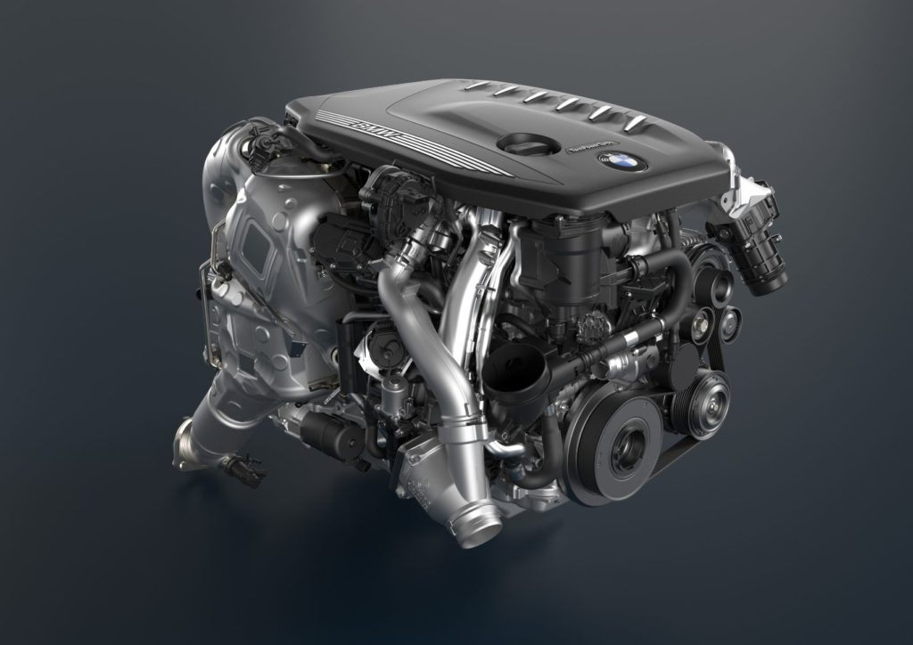 2021 BMW 5 Series 3