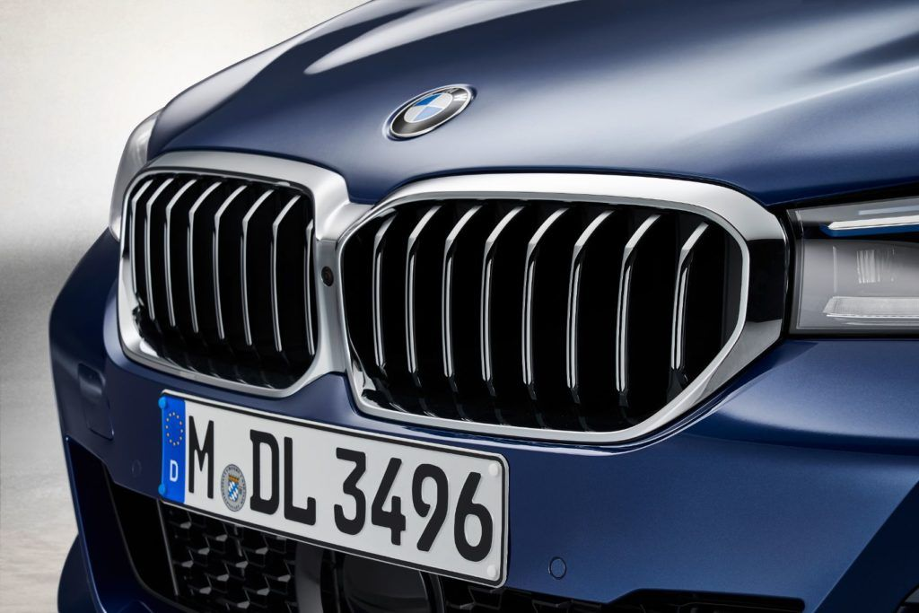 2021 BMW 5 Series 30