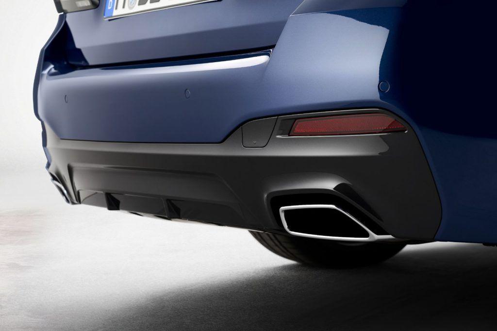 2021 BMW 5 Series 35