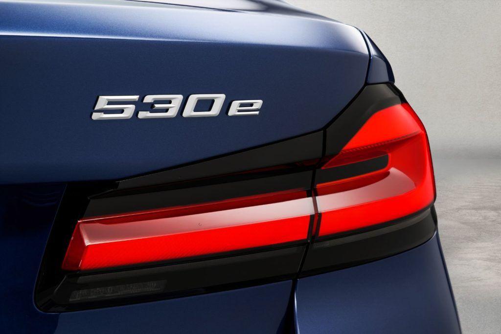 2021 BMW 5 Series 36
