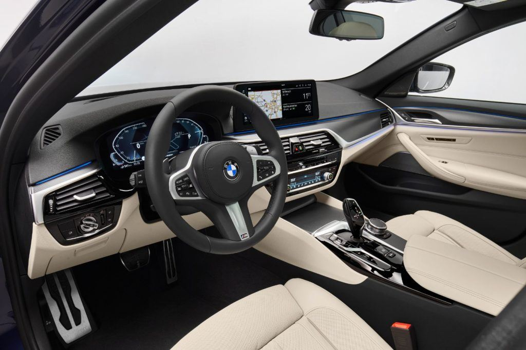 2021 BMW 5 Series 42