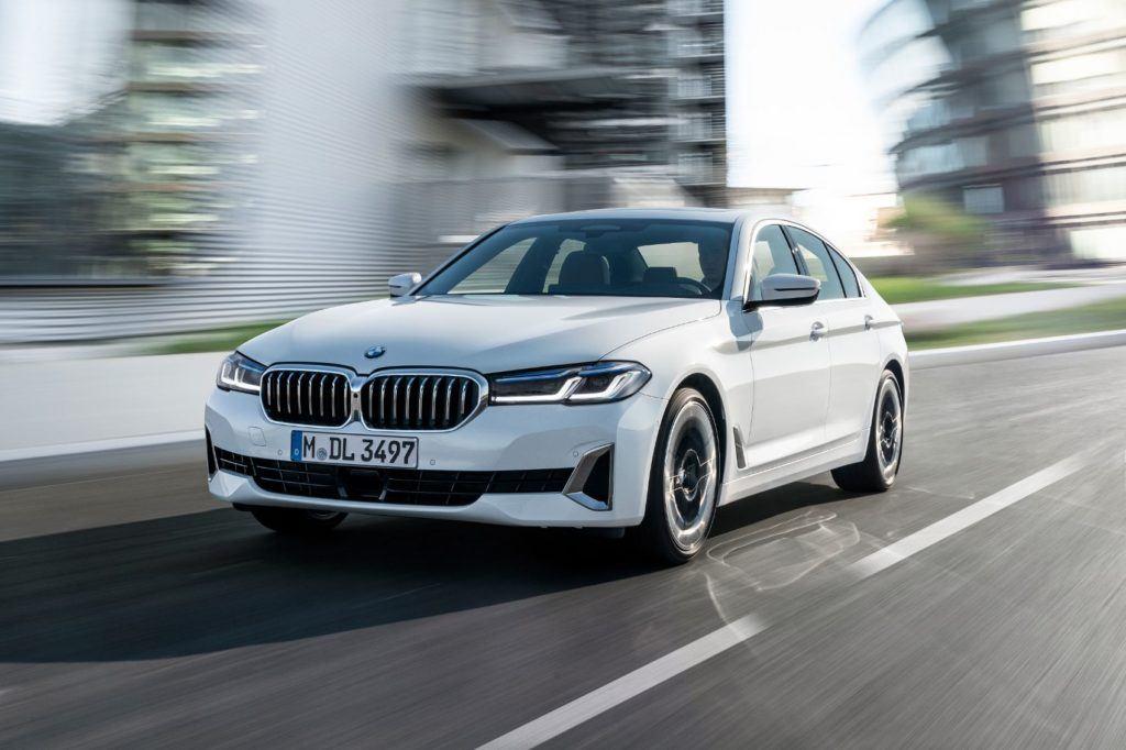 2021 BMW 5 Series 47