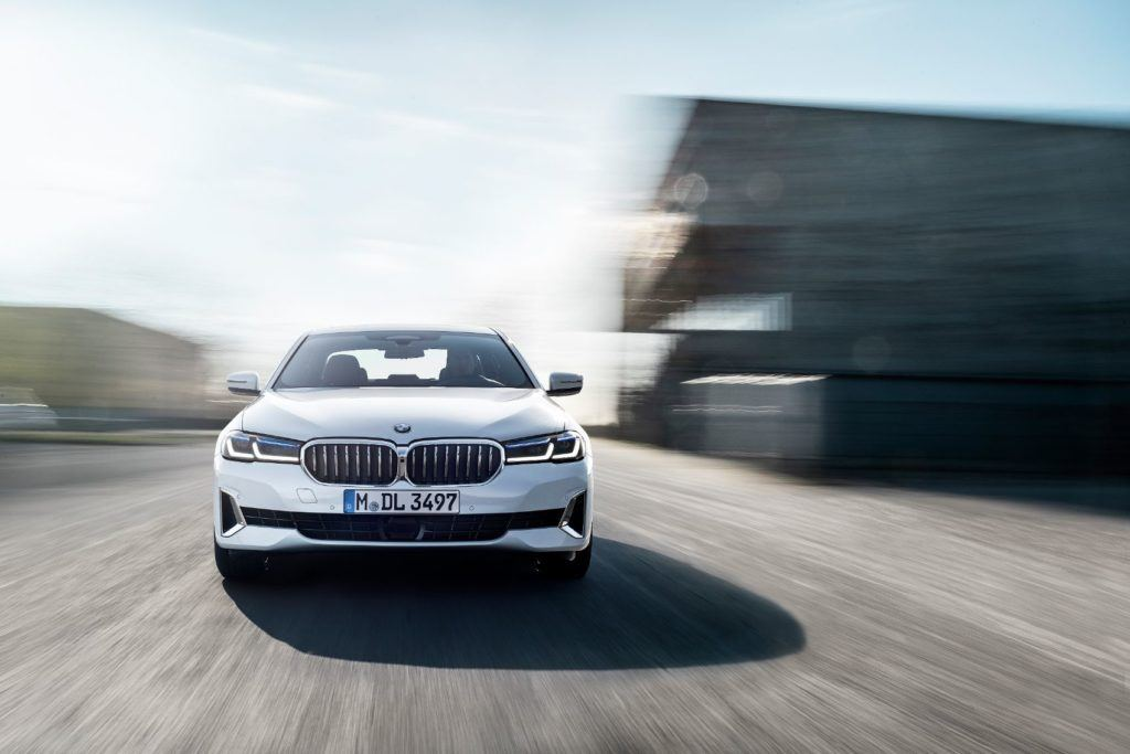 2021 BMW 5 Series 49