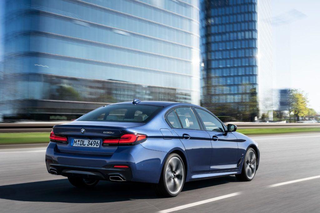 2021 BMW 5 Series 5