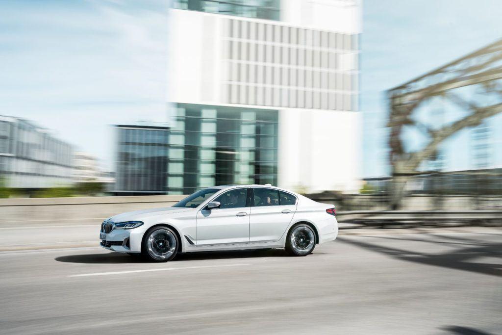 2021 BMW 5 Series 50