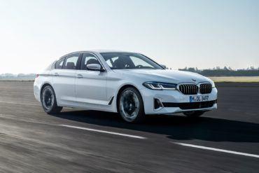 2021 BMW 5 Series 51