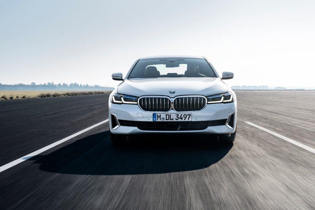 2021 BMW 5 Series 52
