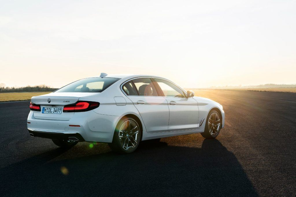 2021 BMW 5 Series 55