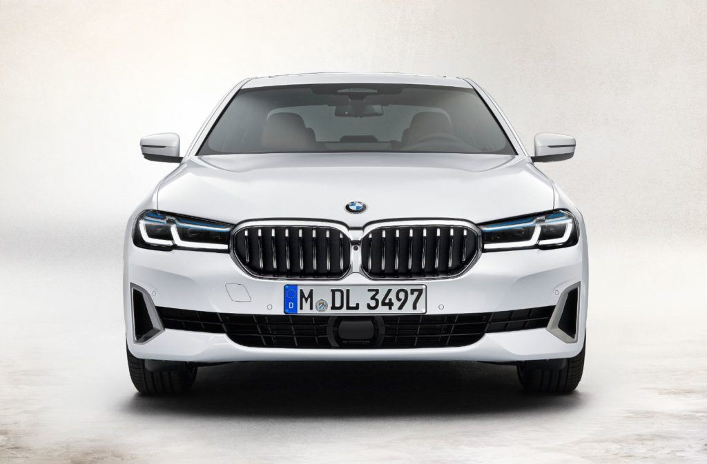 2021 BMW 5 Series 56