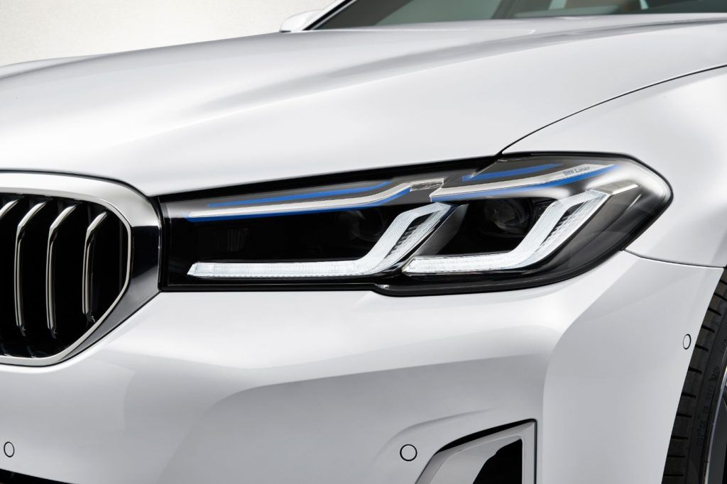 2021 BMW 5 Series 58