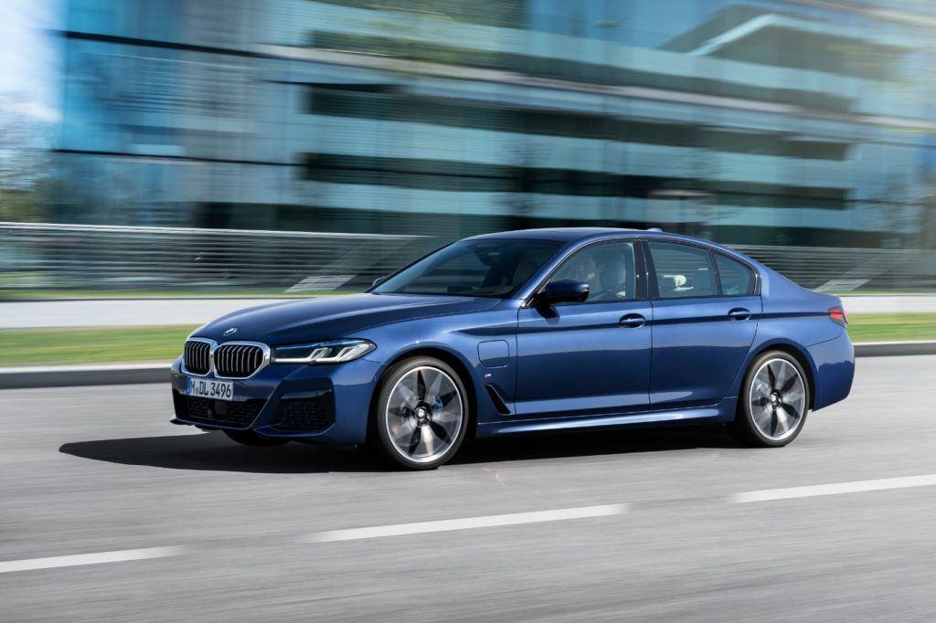 2021 BMW 5 Series 7