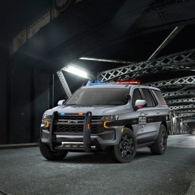 2021 Chevrolet Tahoe Police Pursuit Vehicle 101