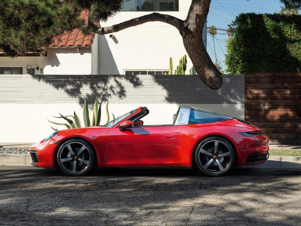 2021 Porsche 911 Targa Targa 4S 1