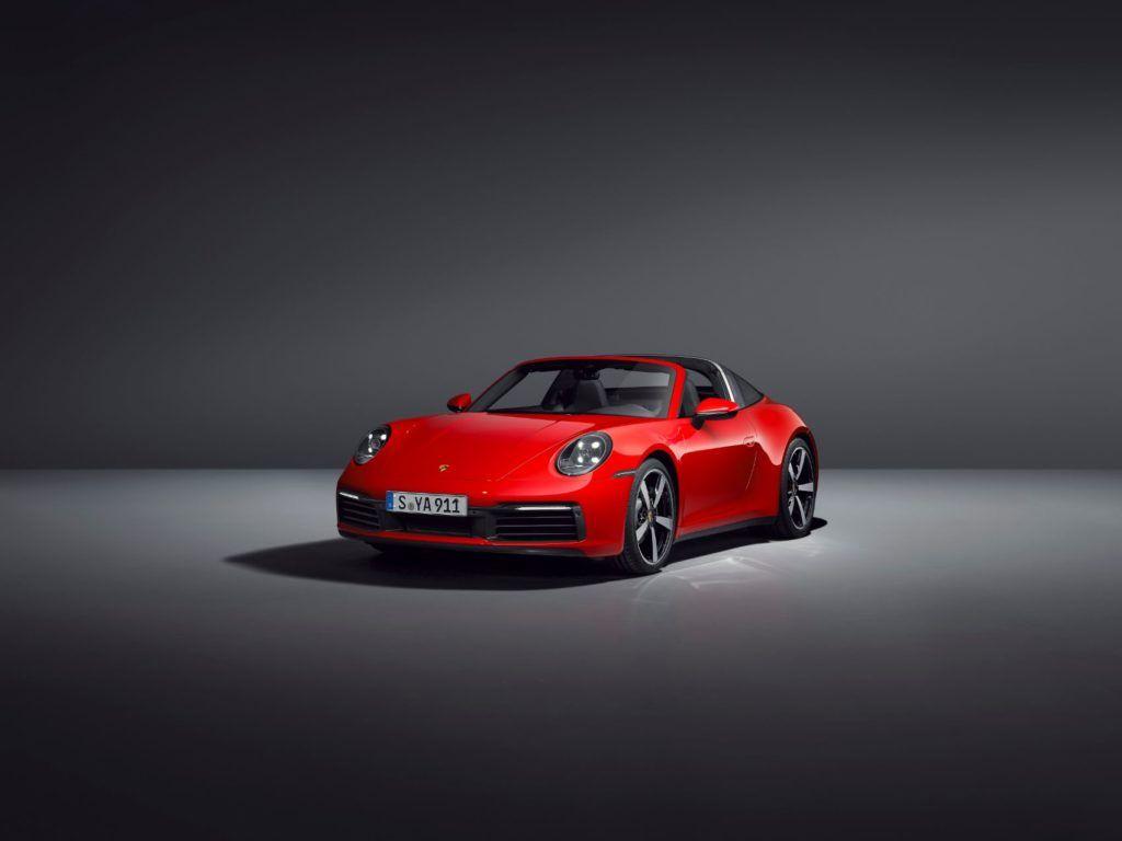 2021 Porsche 911 Targa Targa 4S 10