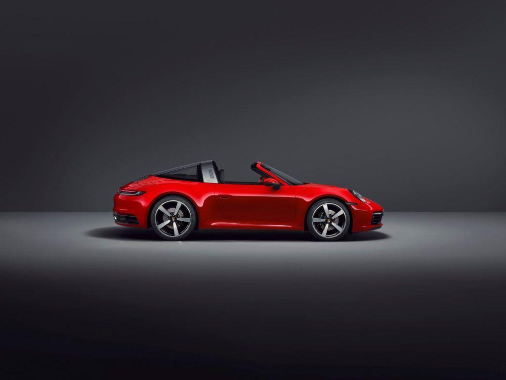 2021 Porsche 911 Targa Targa 4S 13