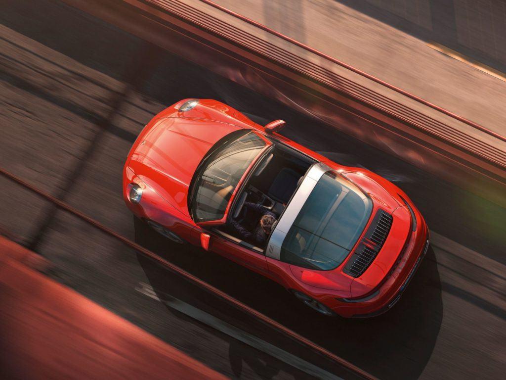 2021 Porsche 911 Targa Targa 4S 2