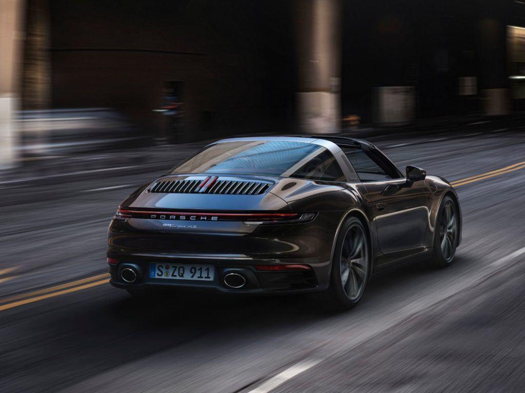 2021 Porsche 911 Targa Targa 4S 4