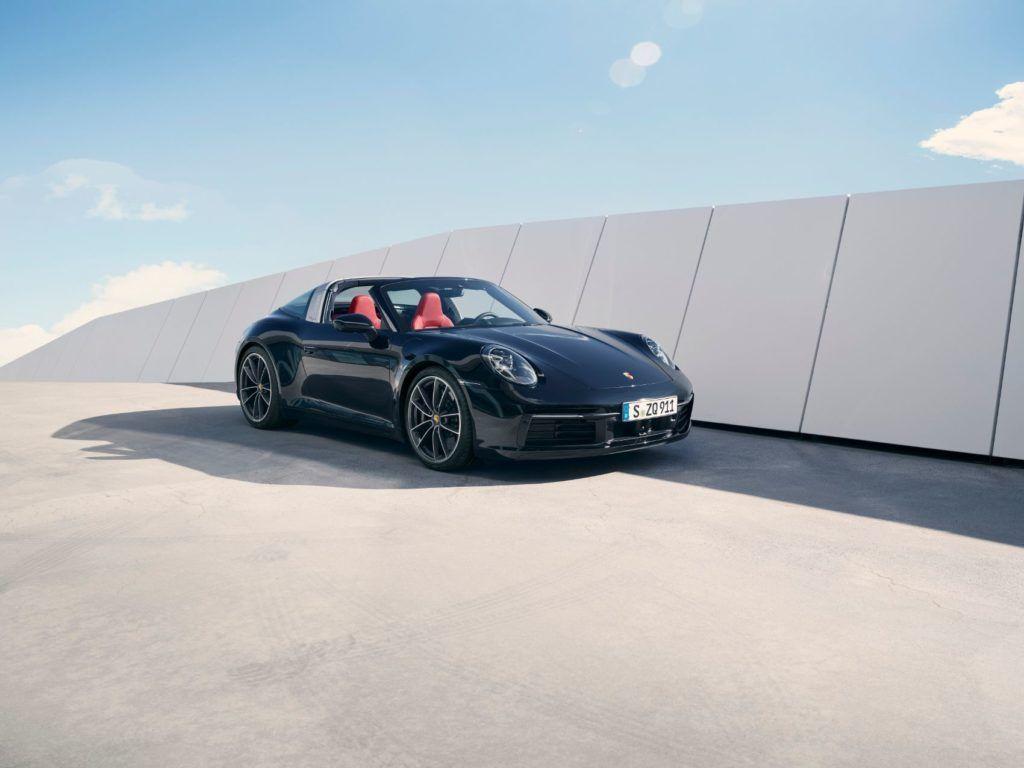 2021 Porsche 911 Targa Targa 4S 5