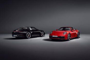 2021 Porsche 911 Targa Targa 4S 9