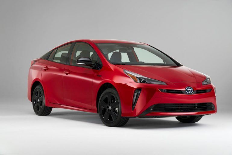 2021 Toyota Prius 2020 Edition 1