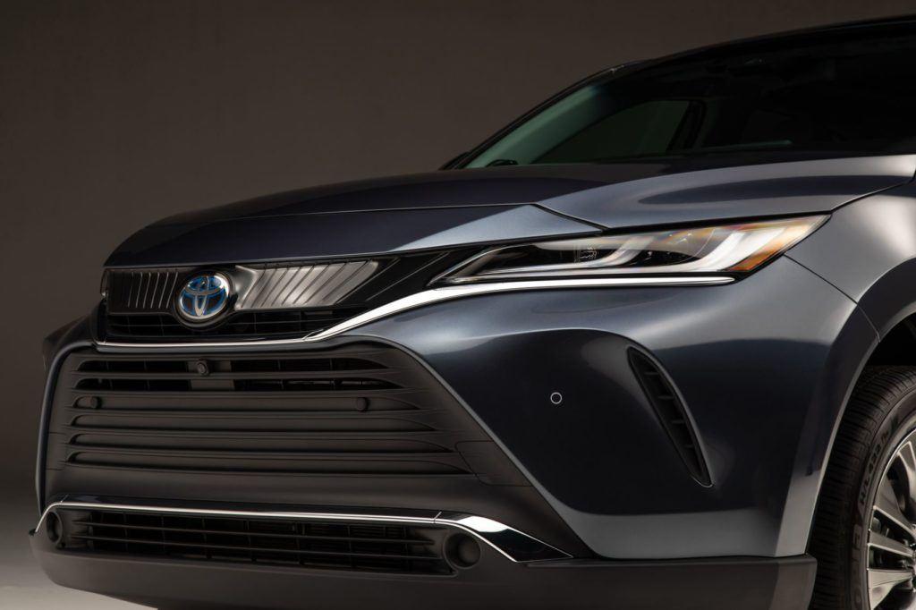 2021 Toyota Venza 11