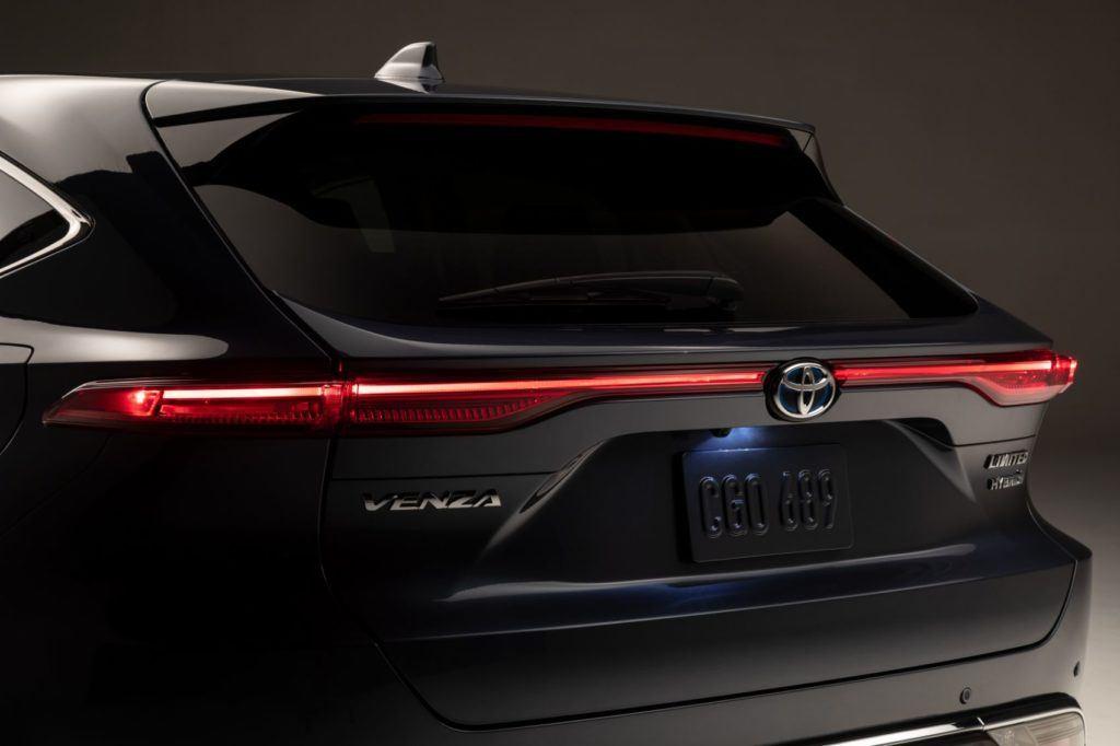 2021 Toyota Venza 13